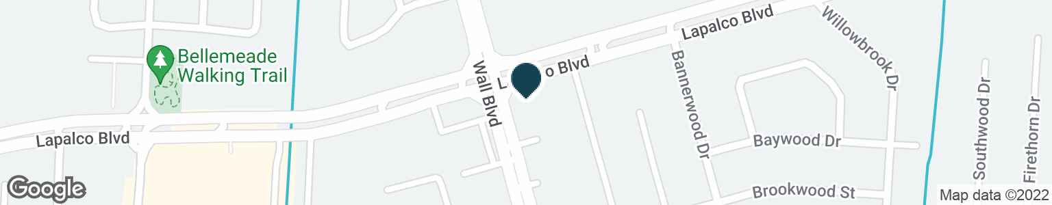 Google Map of457 LAPALCO BLVD