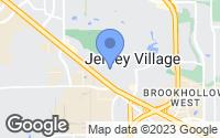 Map of Jersey Village, TX