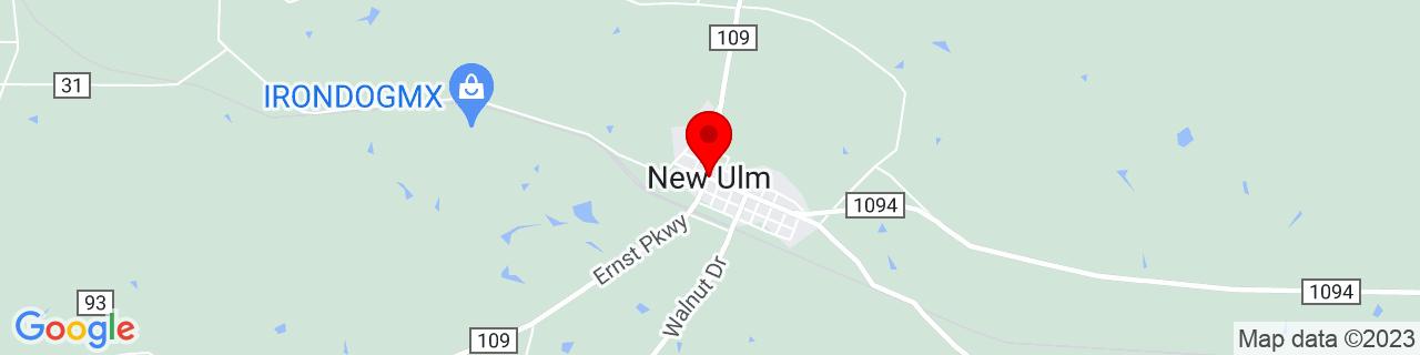 Google Map of 29.8921715, -96.4902479