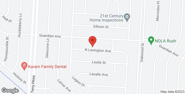 2137 N LEXINGTON Avenue Gretna LA 70056