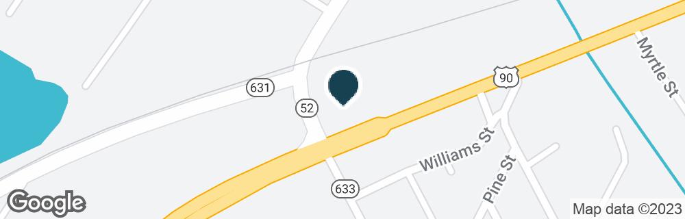 Google Map of13500 HIGHWAY 90