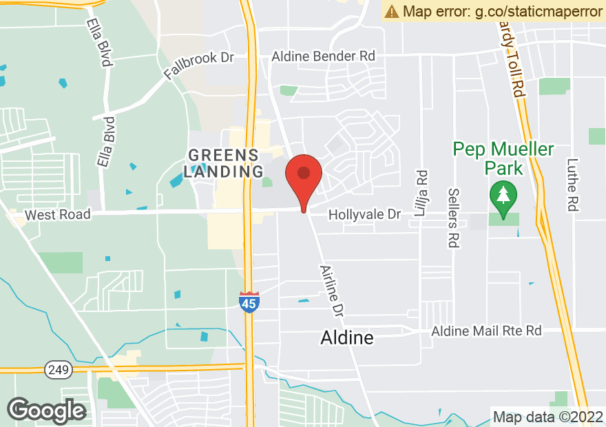 Google Map of 105 WEST RD