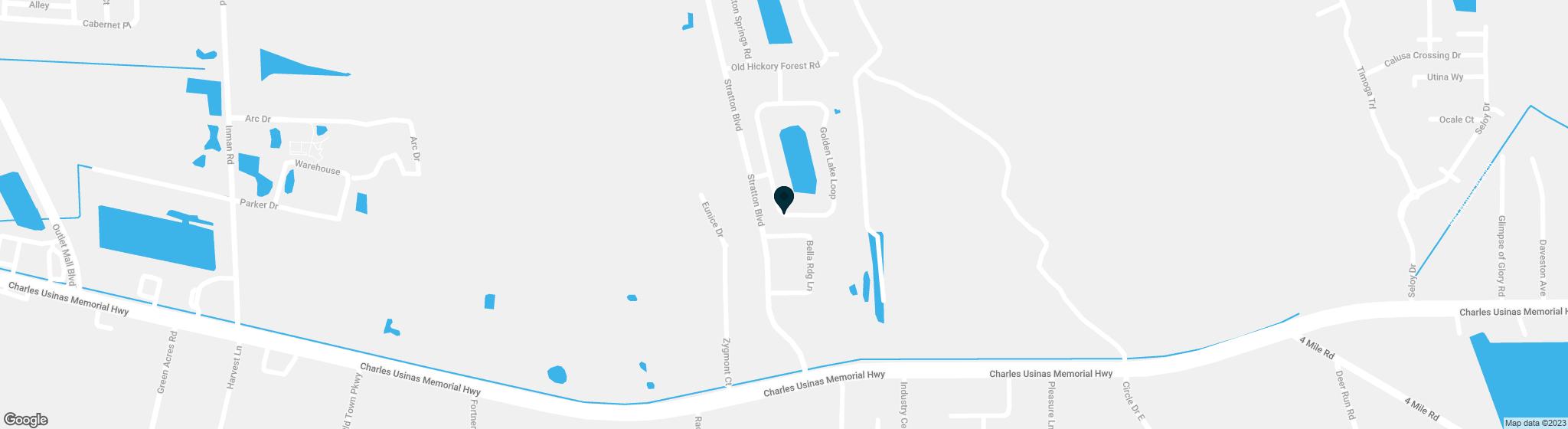 2635 GOLDEN LAKE LOOP St Augustine FL 32084