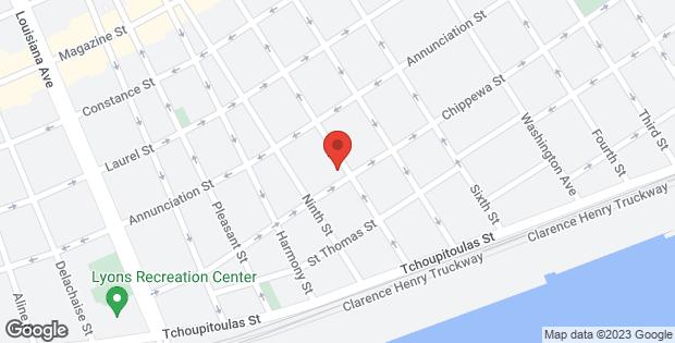 3103 CHIPPEWA Street New Orleans LA 70115