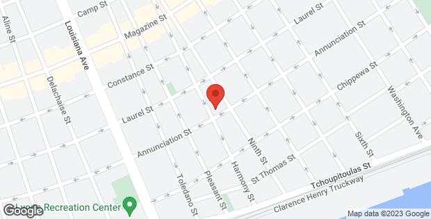 807 HARMONY Street New Orleans LA 70115