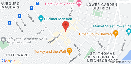 Directions to Juan's Flying Burrito - LGD