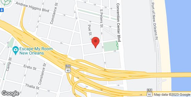 1107 S PETERS Street #515 New Orleans LA 70130