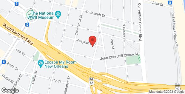 920 POEYFARRE Street #274 New Orleans LA 70130