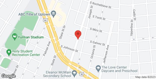 3129 NASHVILLE Avenue New Orleans LA 70125