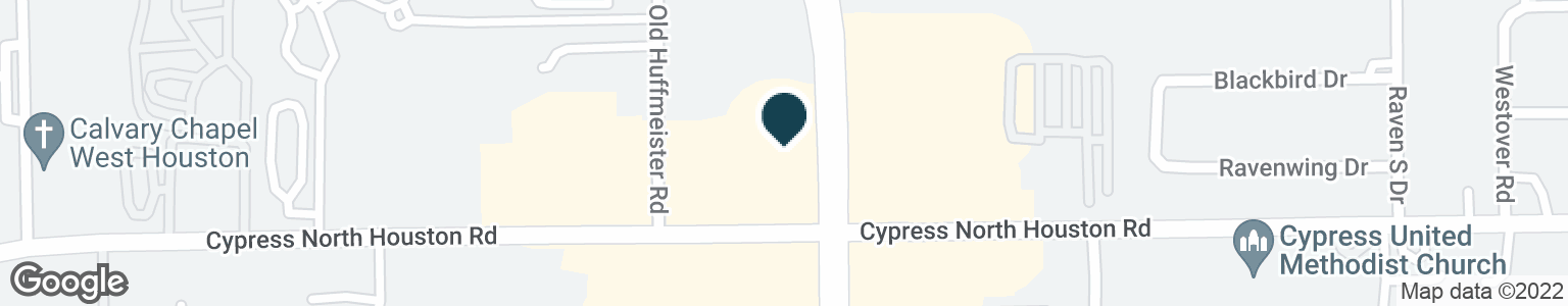 Google Map of12025 HUFFMEISTER RD