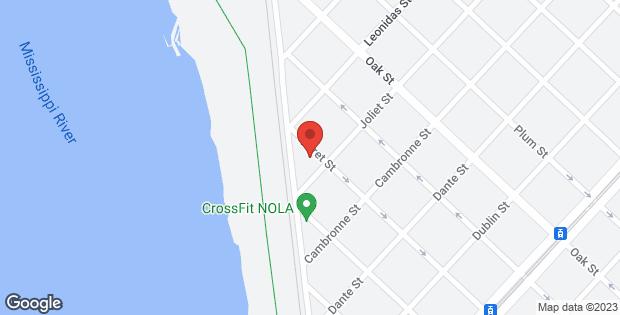8512 FRERET Street New Orleans LA 70118