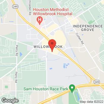 Map of buybuy BABY at 17355 Tomball Parkway, Houston, TX 77064