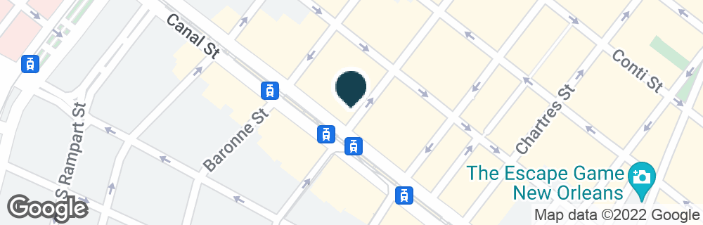 Google Map of801 CANAL ST