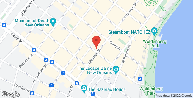 305 CHARTRES Street New Orleans LA 70130