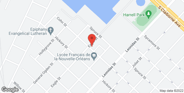 1917 EAGLE Street New Orleans LA 70118