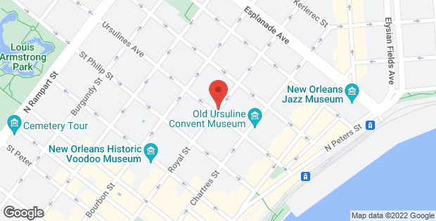 1110 ROYAL Street #2 New Orleans LA 70116