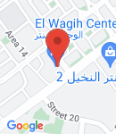 Map - Doctor Osama Abd El Wahab - 6 اكتوبر