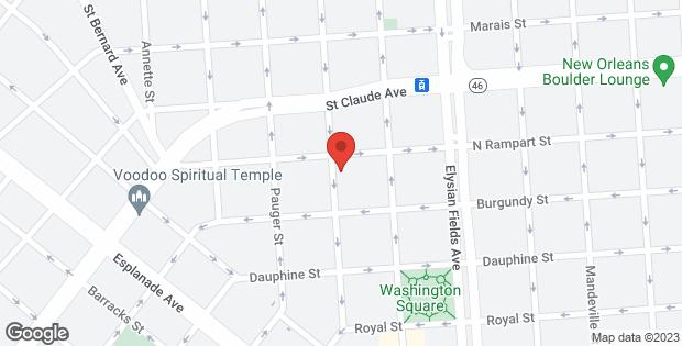 931 TOURO Street New Orleans LA 70116