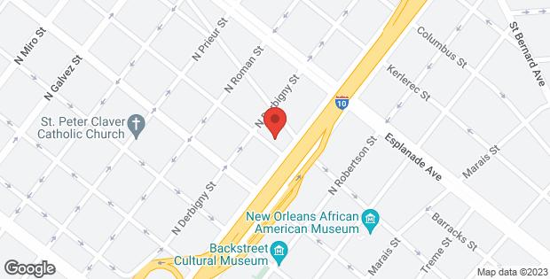 1717 GOVERNOR NICHOLLS Street New Orleans LA 70116