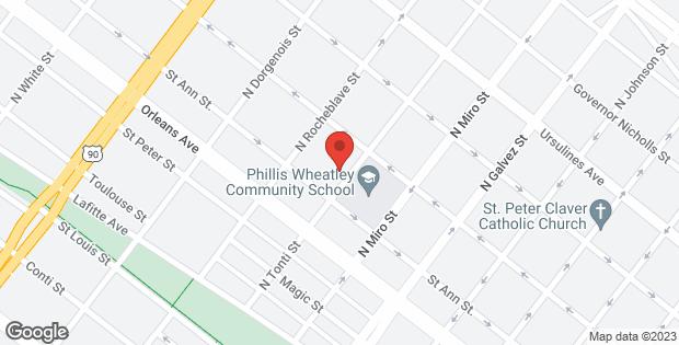 817 N TONTI Street New Orleans LA 70119