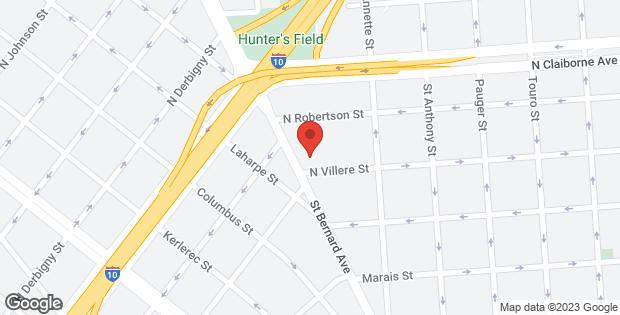 1607 N VILLERE Street New Orleans LA 70116
