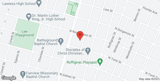 2326 LAMANCHE Street New Orleans LA 70117