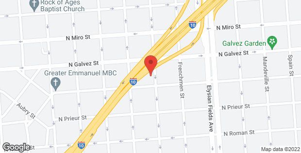 2014 TOURO Street New Orleans LA 70116