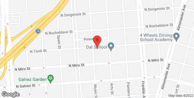 2241 MUSIC Street New Orleans LA 70117