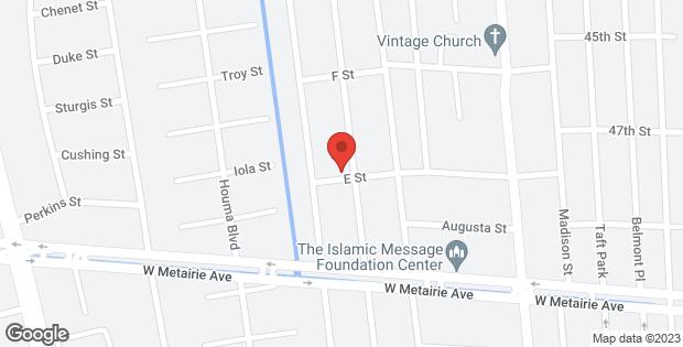 4101 E Street Metairie LA 70001