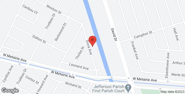 1017 DONA Avenue Metairie LA 70003