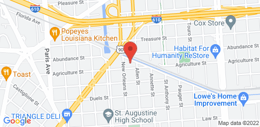 Directions to Original Thought NOLA