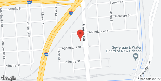 2916 FRANKLIN Avenue New Orleans LA 70122