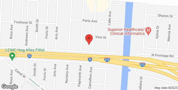 710 CARROLLTON Avenue D Metairie LA 70005