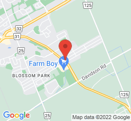 Google Map of 2925+Bank+Street%2COttawa%2COntario+K1T+1N7