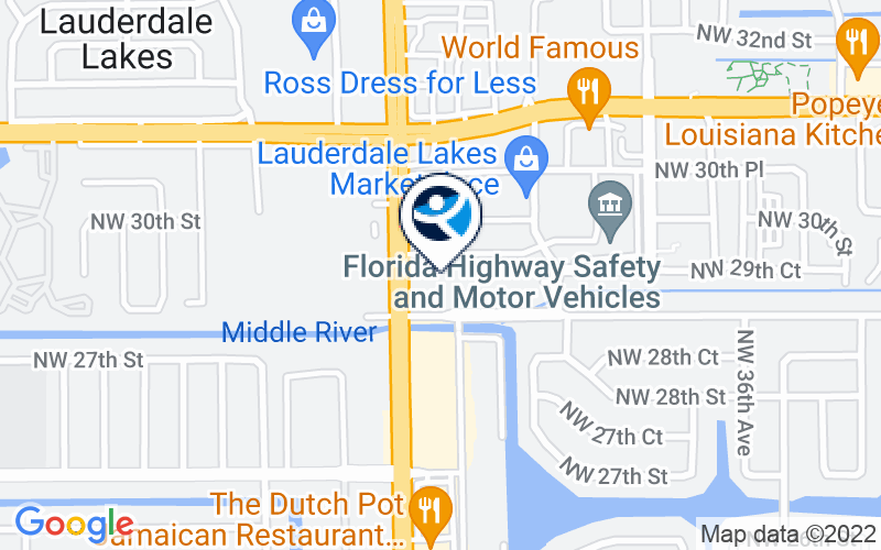 Broward County Drug Court - Treatment Division Location and Directions