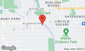 Map of 2929 West Giddings Street CHICAGO, IL 60625