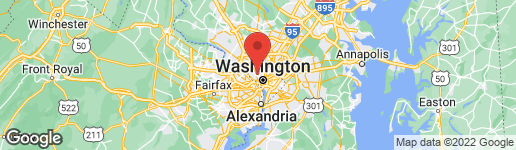 Map of 2930 33RD PLACE NW WASHINGTON, DC 20008