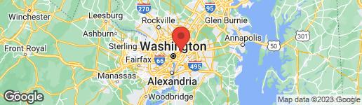 Map of 2941 MILLS AVENUE NE WASHINGTON, DC 20018