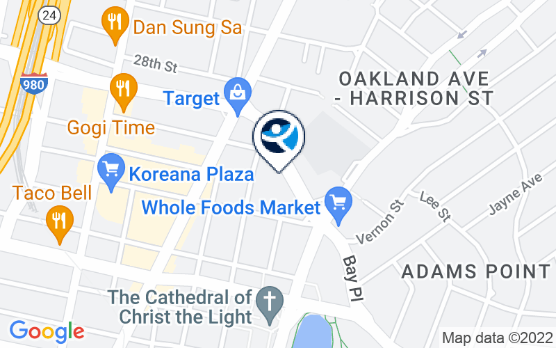 East Bay Intergroup Location and Directions