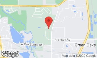 Map of 29812 North Borde Court LIBERTYVILLE, IL 60048
