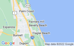 Map of Flagler By the Sea