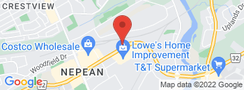 Google Map of 299+West+Hunt+Club+Road%2COttawa%2COntario+K2E+1A6