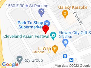 Google Map of CHN Housing Partners