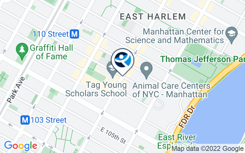 Harlem East Life Plan - HELP Location and Directions