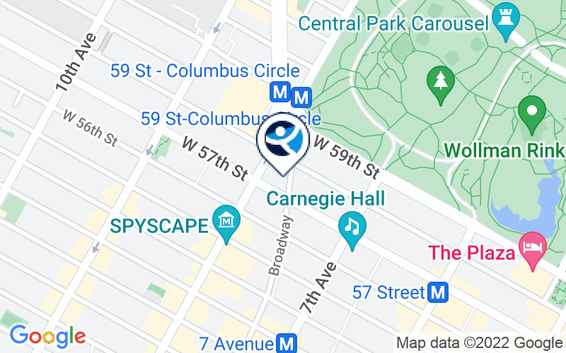 New York - Presbyterian - Columbia University for Anxiety and Related Disorders Location and Directions