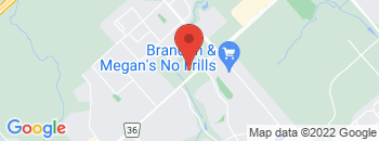 Google Map of 3+Cedarow+Court%2COttawa%2COntario+K2S+1V6