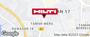 Get directions to JALAN MERU