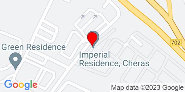 Google Map of 3.072587, 101.758863
