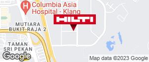 Get directions to BUKIT RAJA