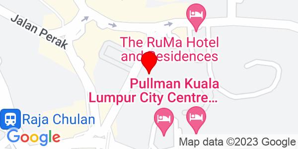 Google Map of 3.151806, 101.713440